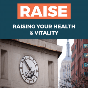 Raising Your Health & Vitality